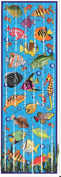 #6020 Fish Diecut - Incento Magic - 1