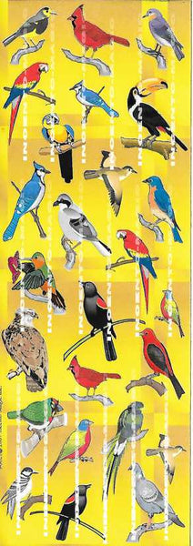 #6021 Birds Diecut - Incento Magic - 1