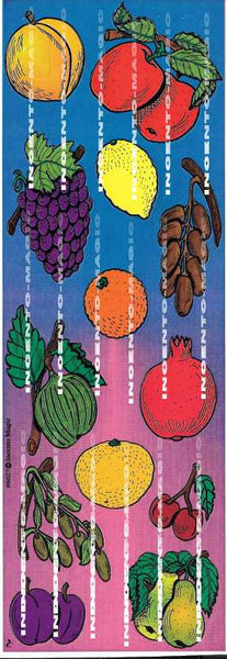 #6027 Fruit Diecut - Incento Magic - 1