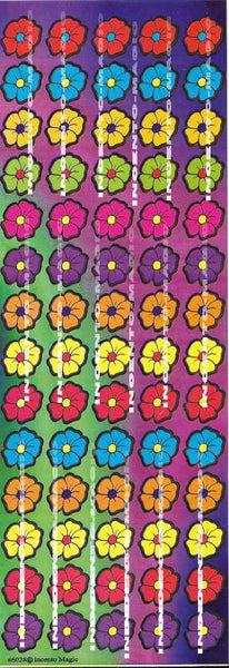 #6028 Flower Diecut - Incento Magic - 1