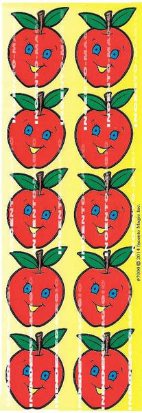 #7000 Apples Diecut 12 On sheet - Incento Magic - 1