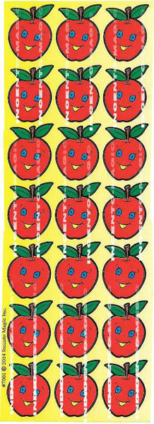 #7001 Apples Diecut 21 On sheet - Incento Magic - 1