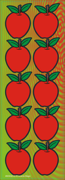 #8056 - Apple Stickers