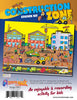 #9071 - Construction Zone Sticker Kit