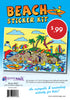 #9913 - Beach Sticker Kit