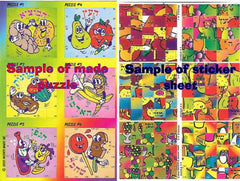 #939 Cheerful Brochos Puzzles - Incento Magic - 2