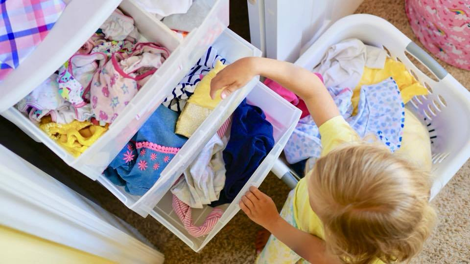 Help Your Kids Handle Laundry on Their Own