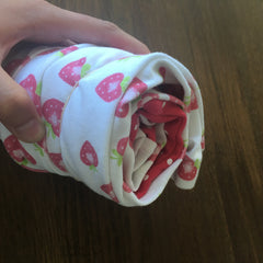 Mom Hacks: Tip for easier kid packing