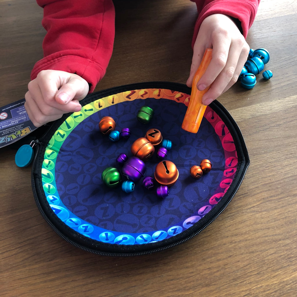 A fun family-friendly game for FHE: Bellz!