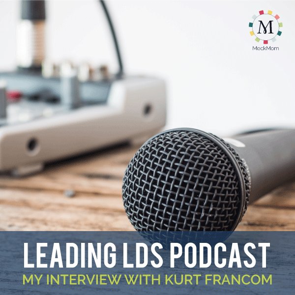 Chatting it up with The Leading LDS Podcast