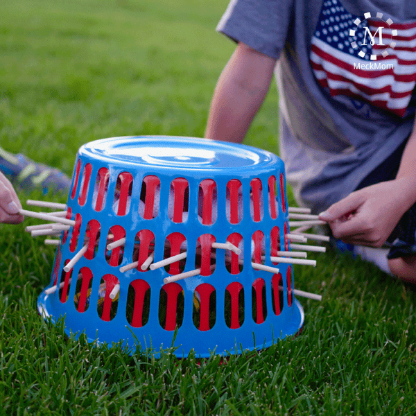 4th of July Mom Hacks: Kerplunk Game