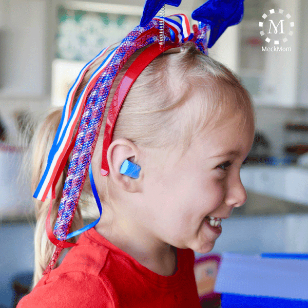 4th of July Mom Hacks: Firework Ear Plugs