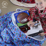 Get more sleep on Christmas Eve with Santa Sacks