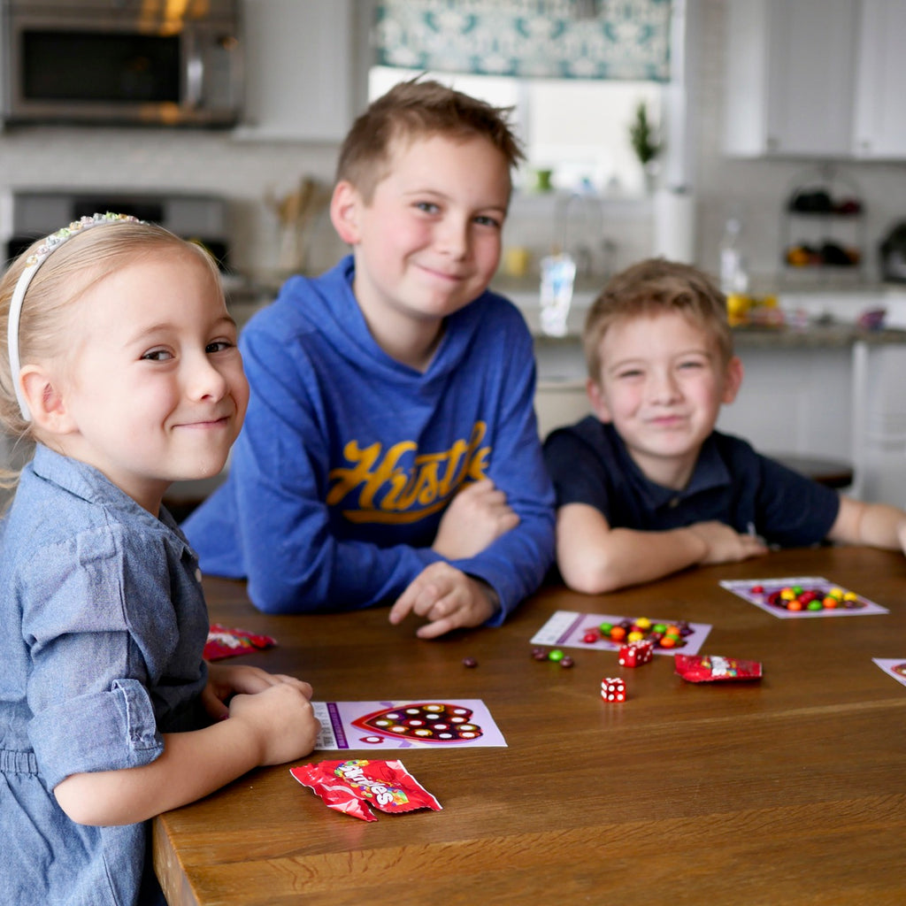 Two fun and fast Valentine's Day party games