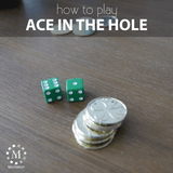 How to play the game Ace in the Hole