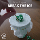 How to play the game Break the Ice