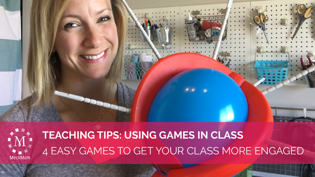 How to incorporate games into your LDS lesson