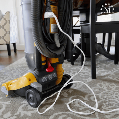 Cleaning Hack Vacuum Extension Cord
