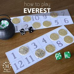 How to play Everest party game