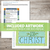 Easter Holy Week Activity Artwork: Day 6-Easter Kits-MeckMom