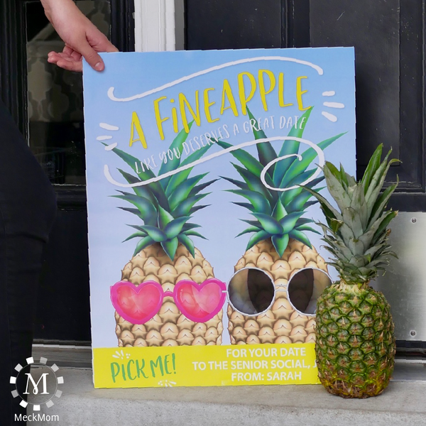A Fineapple Like You: Dance Proposal Kit-Dance Proposal-MeckMom