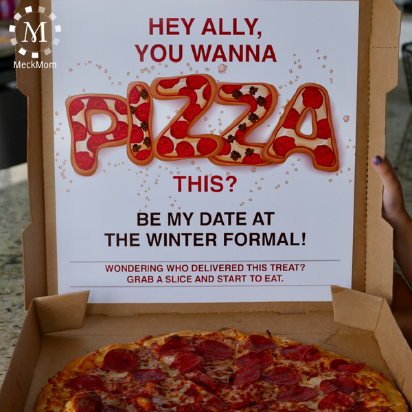 You Wanna Pizza This? Dance Proposal Kit-Dance Proposal-MeckMom