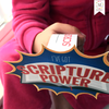 Primary Candygrams: Scripture Power Shields-Handouts-MeckMom