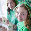 St. Patricks Party Trophy, Medal and Favor Kit-Party Kits-MeckMom