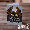 Man Cards for YM Leaders: Welcome to the Nest (Eagle Scout)-Cards-MeckMom