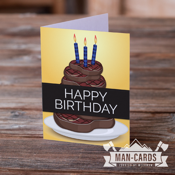 Man-Cards for YM Leaders: Happy Birthday-Cards-MeckMom