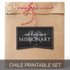 Missionary Decoration Set for Sisters: International Missions (by Country)-Decorations-MeckMom