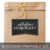 Missionary Decoration Set for Sisters: U.S. Missions (by State)-Decorations-MeckMom