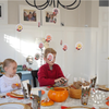 Thanksgiving Kids Table Game: Turkey Targets-Games-MeckMom