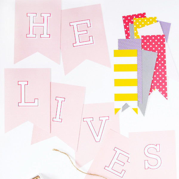 FREE Easter Decoration Set from Paging Supermom-Decorations-MeckMom