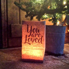 FREE Brown Paper Package Gifts for #LIGHTtheWORLD-Handouts-MeckMom