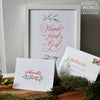 FREE Gratitude Thank You Card Set for #LIGHTtheWORLD-Cards-MeckMom