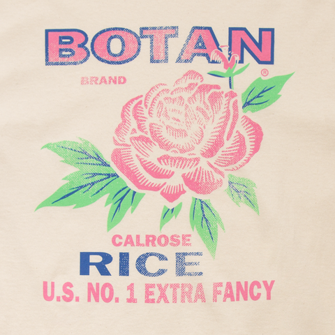 Botan Rice Distressed Men's Tee