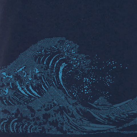 Hokusai Wave Women's Tee