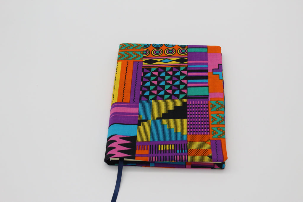 African Print Travel Journal