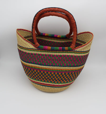 Small Bolga Baskets