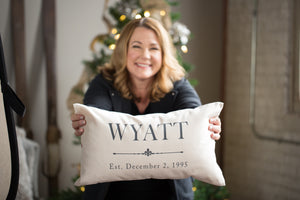 The Burlap Cottage Owner, Anniversary Gift, theburlapcottage.com