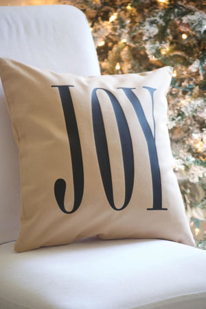 Christmas Pillow Cover Farmhouse Christmas Free Shipping Farmhouse Pillow Cover Grain Sack Pillow Cover Rustic Modern - Holiday Pillows -