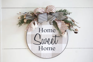 Farmhouse Wreath - Wreaths - The Burlap Cottage®