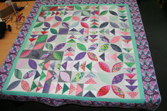 3rd Sunday each Month - Ann Murray - Free Motion Quilting