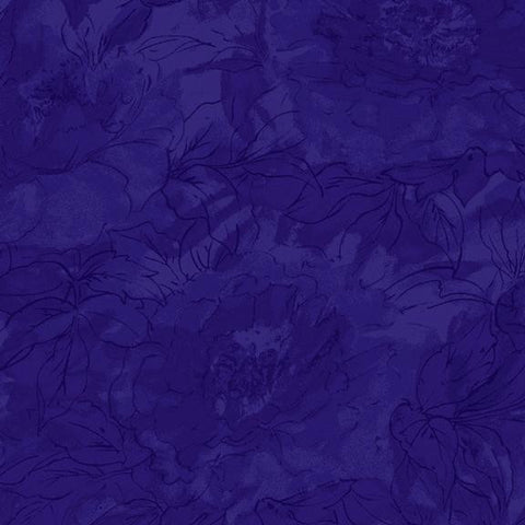 Jinny Beyer Colour Palette # 136 Purple