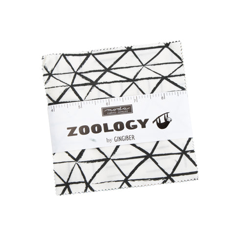 Zoology by GINGIBER for Moda Charm Pack