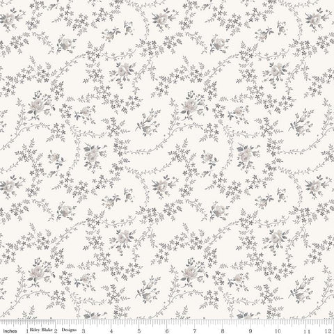 Serenity by Gerri Robinson - Riley Blake C8813 Cream