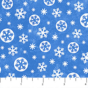 Snow Bears Flannel By Deborah Edwards 21715/44