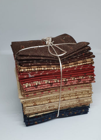 Hopewell by Jo Morton Fat Quarter Bundle