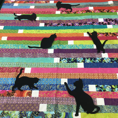 Fab Shapes Black Cats
